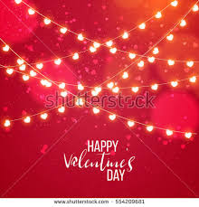 valentines lights heart stock images royalty free images vectors