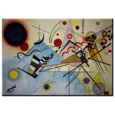 xdr592 wassily kandinsky composition no8 1923 wall painting