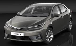 cost of toyota corolla in india toyota corolla facelift india launch price inr 15 87 lakh