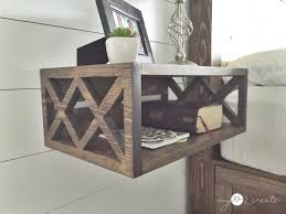 Floating Nightstand With Drawer Floating Night Stand My Love 2 Create