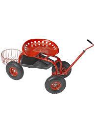 tractor supply wedding registry deluxe tractor scoot with basket gardening
