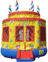 bouncy house rentals birthday cake bouncy house bounce
