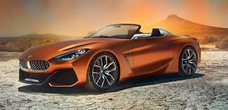 kereta bmw x6 bmw z4 concept debuts production roadster in 2018