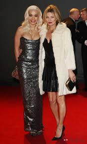 British Fashion Awards 2013 Pictures by Rita Ora Y Kate Moss En Los British Fashion Awards 2013 British