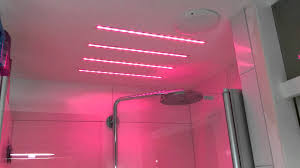 philips hue ledstrips in my bathroom youtube
