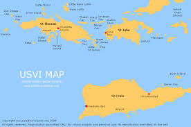 st islands map map united states islands map