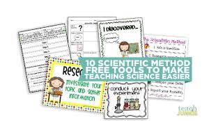 10 scientific method tools to make science easier teach junkie