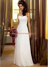 robe de mari e simple pas cher robe simple blanche 2012 pas cher robe de mariée mousseline