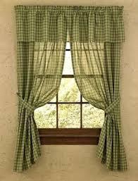 Saffron Curtains Park Design Curtains Warm Country Plaid Shower Curtain In Pattern