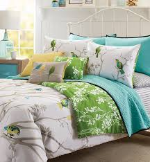 bring the outside in with our tree top comforter set like your