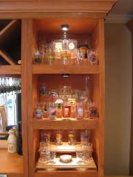 pint glass display cabinet about us beer disguise