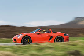 porsche truck 2016 porsche 718 boxster s vs lotus elise sports cars compared autocar