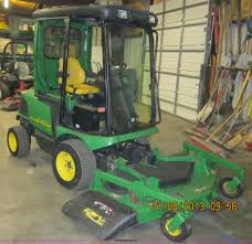 john deere 1445 lawn mower item b1727 sold tuesday febr