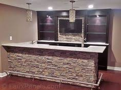 Finished Basement Bar Ideas Unfinished Basement Finished Basement Ideas Basement Decor