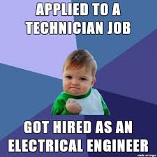 Electrical Engineering Meme - trust me i m finally an engineer meme on imgur