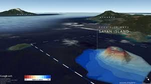 Google World Map 3d by Ocean Mapping Services 3d Maps U0026 3d Models Sidescan Sonar