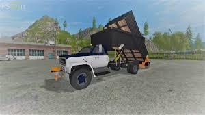 c70 truck chevy c70 scag leaf vaccum v 1 0 u2013 fs17 mods