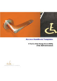 access handbook template the national disability authority