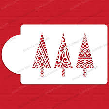 aliexpress com buy christmas cookie stencils 3 5