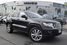 jeep grand cherokees for sale used jeep grand for sale in orange ca edmunds