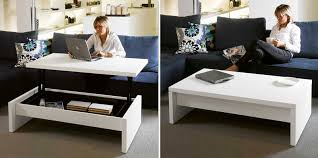 convertible coffee table dining table excellent convertible tables smart and modern solutions for small