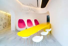 Karim Rashid Restored Bauhaus Building Gets The Karim Rashid Treatment In Tel