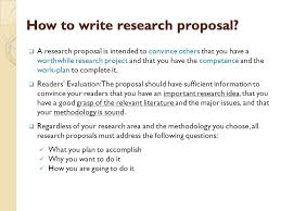 Sample of proposal writing for research   Medical research proposal sample