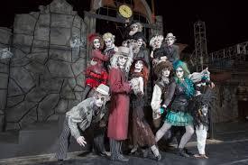 Six Flags Holiday In The Park 2014 Unsere 6 Verrücktesten Halloween Highlights In Amerikanischen