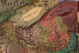 Tibetan Plateau Map Ck2 Dev Diary 51 The Roof Of The World Paradox Interactive Forums