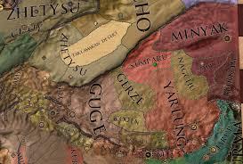 Taklamakan Desert Map Future Of Crusader Kings 2