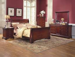 Bedroom Decorating Ideas With Sleigh Bed Decorating Stunning Darvin Furniture Outlet For Home Decoration