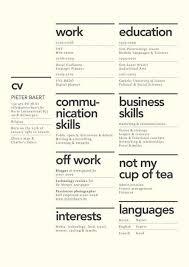 Attractive Resumes