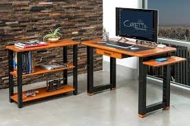 Small Desk Solutions Apartment Desk Loft Desk Cherry Small Apartment Desk