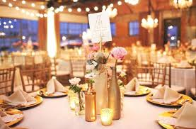 how to decorate wine bottles for a wedding bottle centerpieces on