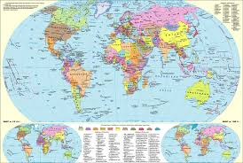 world map of capital cities world maps with countries and cities new map roundtripticket me