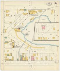 Wisconsin Railroad Map by Sanborn Fire Insurance Maps Wisconsin Historical Society