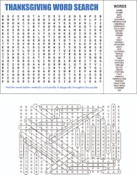 thanksgiving word search puzzle u2014 new town press