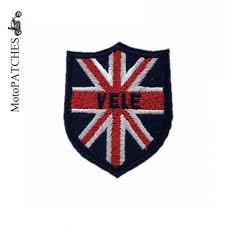 Flag Badges Embroidered Online Get Cheap British Flag Badge Aliexpress Com Alibaba Group