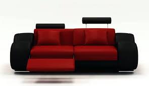 canapé cuir noir 3 places canape canape cuir 3 places deco in 5 2 design relax