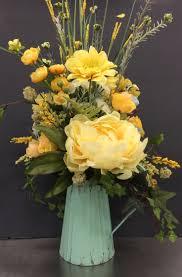 Silk Flower Centerpieces Best 25 Silk Flower Arrangements Ideas On Pinterest Flower