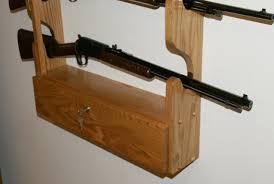 How To Make A Gun Cabinet by In Wall Gun Cabinet Plans Ideas U2013 Home Furniture Ideas