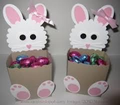 bunny basket preschool crafts for kids easy easter bunny treats basket craft