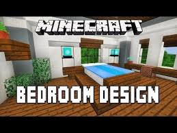 Minecraft Interior Design Bedroom Minecraft Tutorial How To Make A Modern Bedroom With Bunk Beds