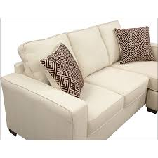 sterling memory foam sleeper sofa with chaise beige value city