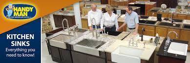 Kitchen Sink Displays Handy Kitchen Sinks The Bow Tie Of Your Kitchen