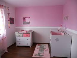 chambre bébé fille déco deco peinture chambre bebe fille