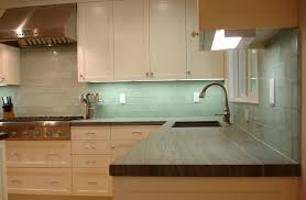 san francisco recycled glass backsplash kitchen traditional with
