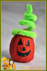 food crafts for kids miniature walnut jack o u0027lanterns