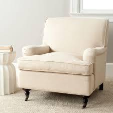 Linen Club Chair Safavieh Chloe Hemp Linen Club Arm Chair Mcr4571e The Home Depot
