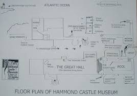 saki u0027s world hammond castle interior castle floorplan 4